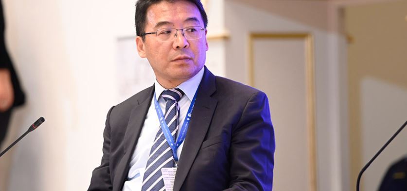 Wang Lei: Georgia Tries to Become Guaranteed and Safe Supplier of Natural Gas to European Countries