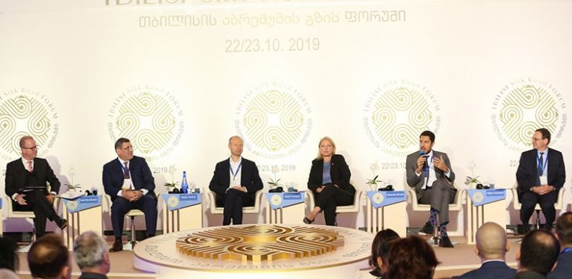 Natia Turnava Introduced Attractive Sectors for Business Development at Tbilisi Silk Road Forum
