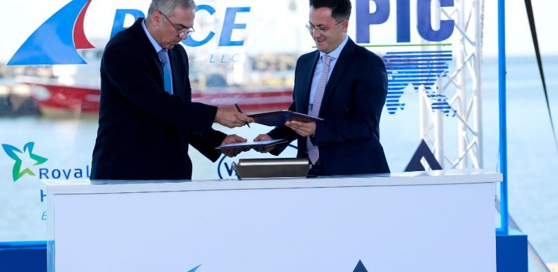 OPIC Invested $50 mln in New Pace Terminal in Poti Port