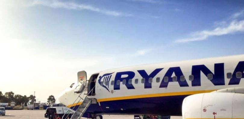 Ryanair to Launch flights to the Georgian Aviation Market Tomorrow