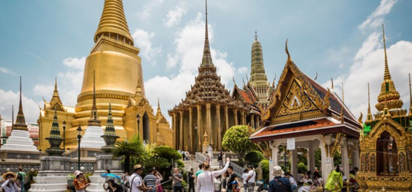 Number of Thai Tourists in Georgia Increased by 1231%