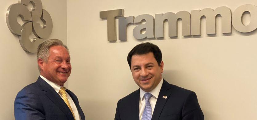 Trammo to Invest 20 million USD in Building Batumi Seaport's New Terminal
