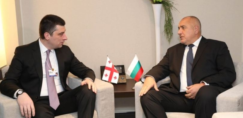 Bulgaria and Georgia Discuss Cooperation in Transport and Communications