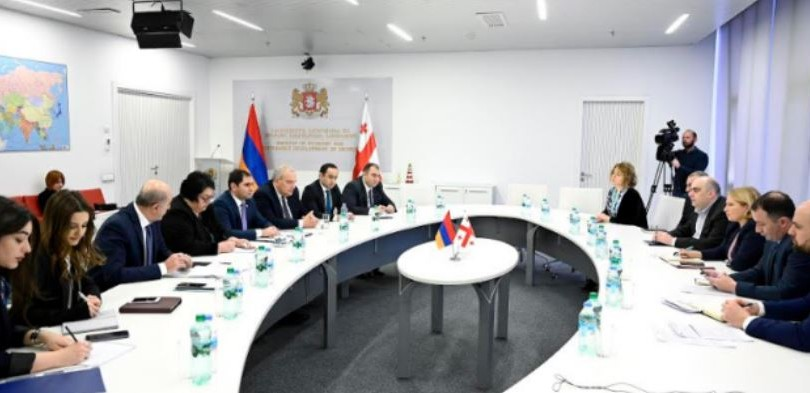 Natia Turnava to Meet Minister of Territorial Administration and Infrastructure of Armenia