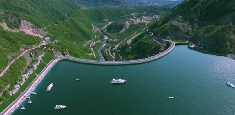 EBRD Allocated Additional Fund for Reconstruction of Enguri HPP
