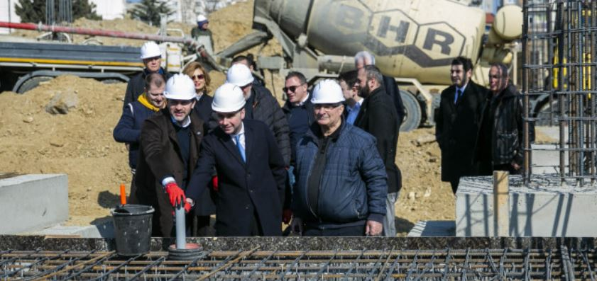 Building of First Multifunctional Center to Start in Varketili