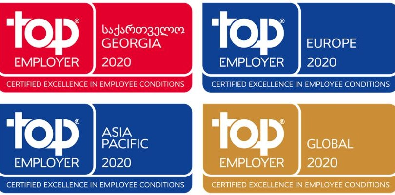 JTI again recognized as Top Employer in Georgia